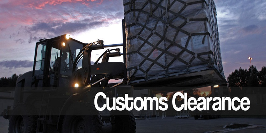 custom clearance Services India