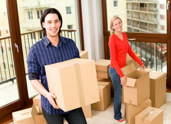 packing and moving India services